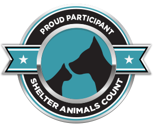 Shelter Animals Count badge