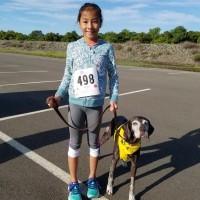 Sunny runs a 5K