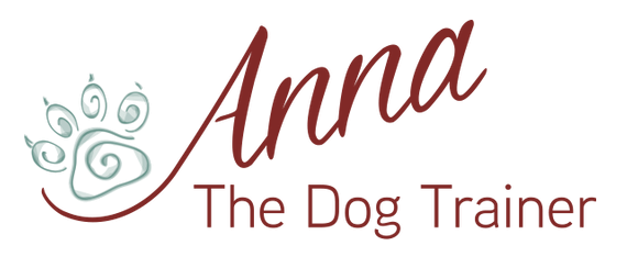 Anna the Dog Trainer logo