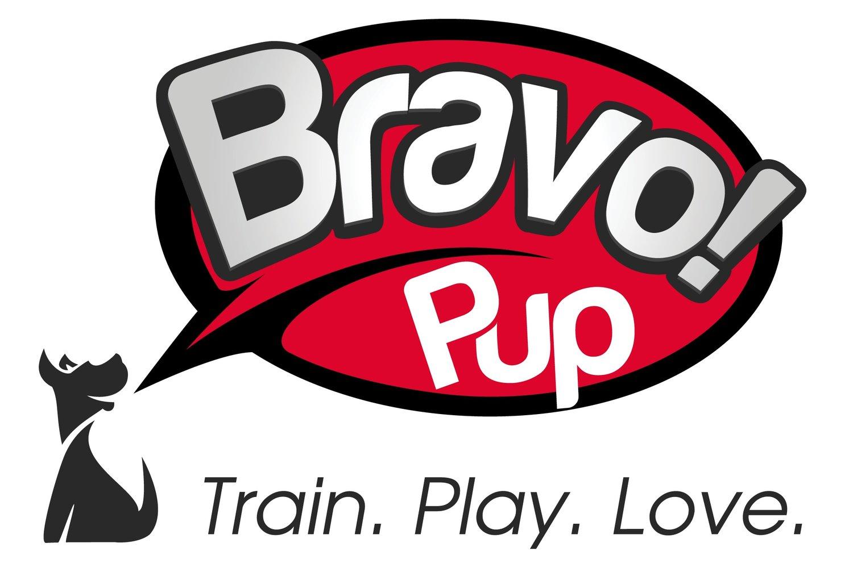 Bravo pup logo