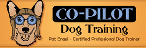co-pilot dog training logo