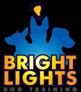 Bright Lights Dog Training logo