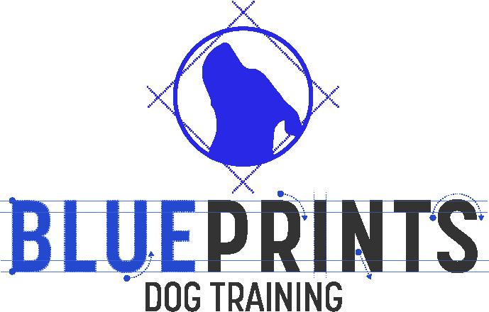 Blueprints Dog Training logo